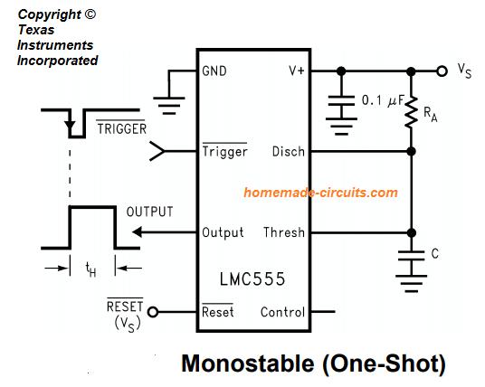 Monostable Mode:
