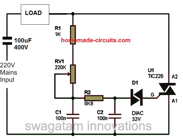 Circuit Diagram 220v To 110v - Wiring Diagram M2 on