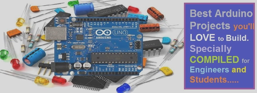 50 best Arduino projects for engineering students and students