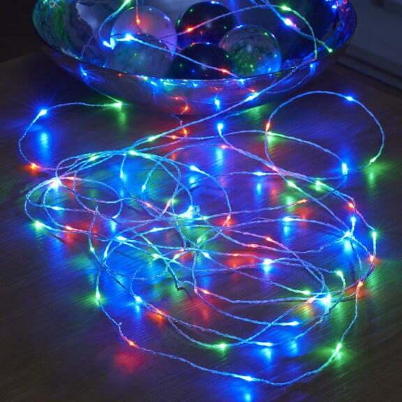 12v string led flasher circuit
