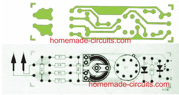 tester circuit PCB design