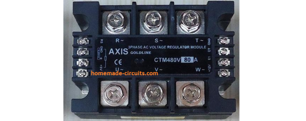 Bidirectional Switch Homemade Circuit Projects