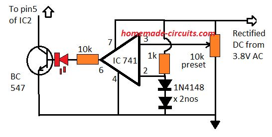 3 kva inverter feedback control circuit