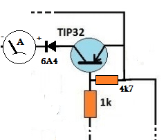 driver transistor switch OFF mods