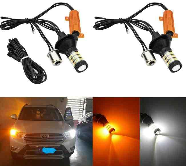 LED car drl