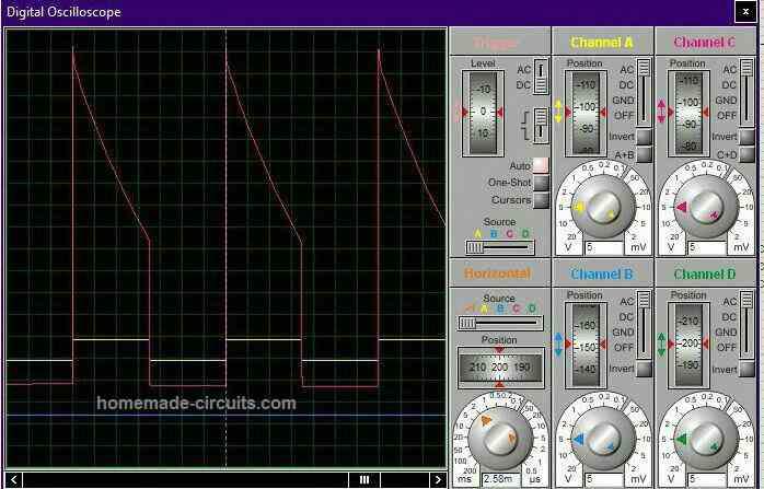arduino waveform