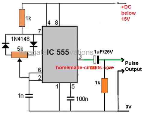 simple 9 kHz TCS circuit