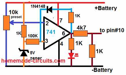 inverter battery low voltage cut off feedback